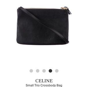 Celine trio folds bag